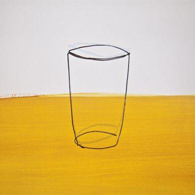 4 Glasses - detail