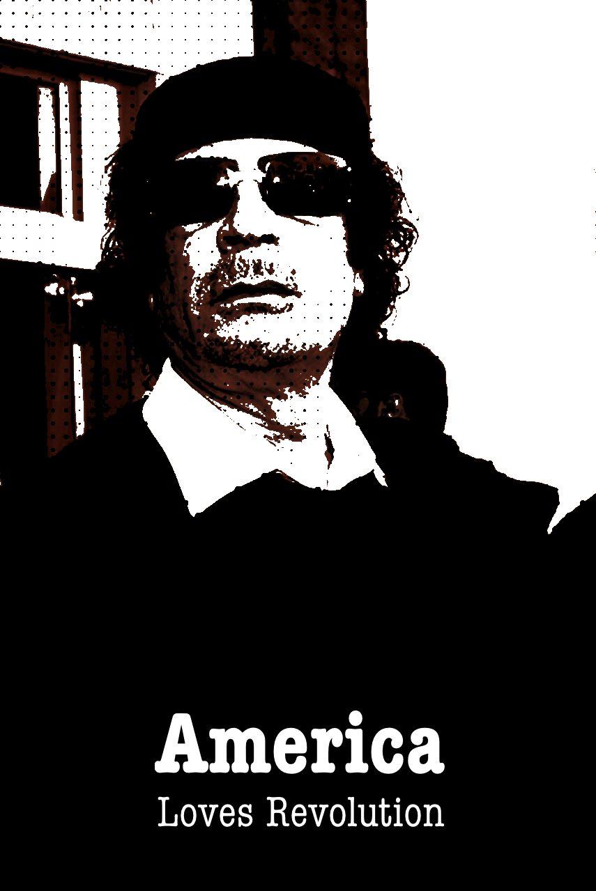America loves revolution