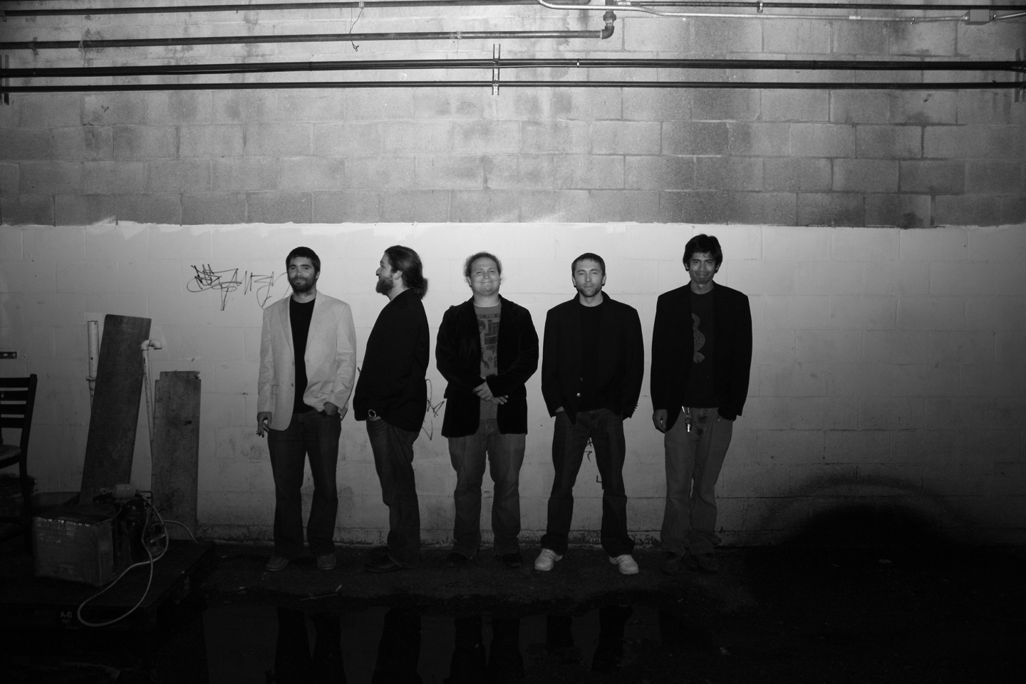 Zack DuPont Band photo