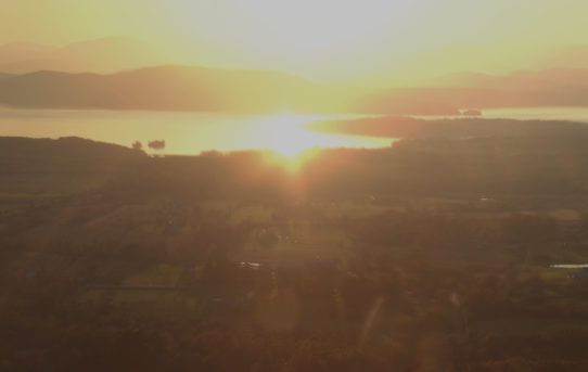 From the top of Mt. Philo