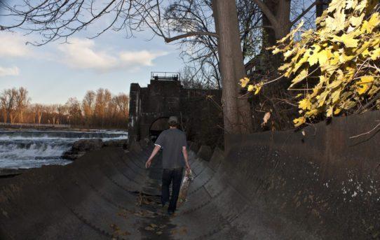 Skating Winooski