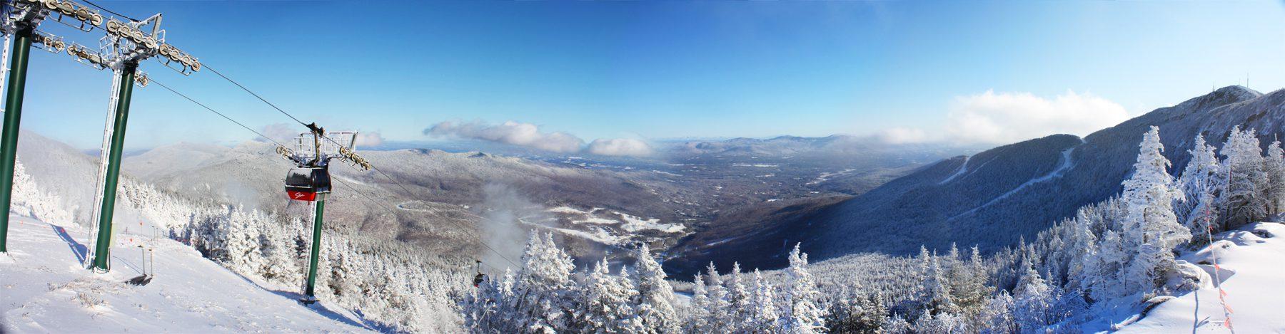 Mt. Mansfield, Stowe, Vermont