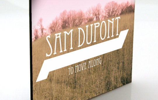 Sam duPont CD RELEASE