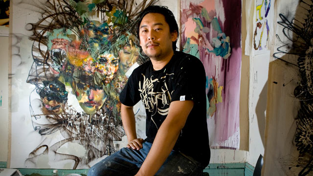 Graf Artist David Choe Banks $200 Million off Facebook Stock