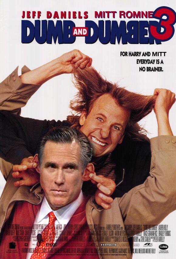 Dumb & Dumber 3 graphic alteration
