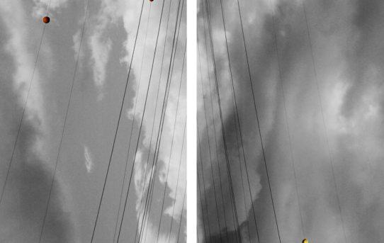 Wires - 35mm photo manipulation