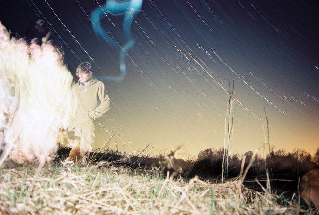 Long exposures - Digital and 35mm