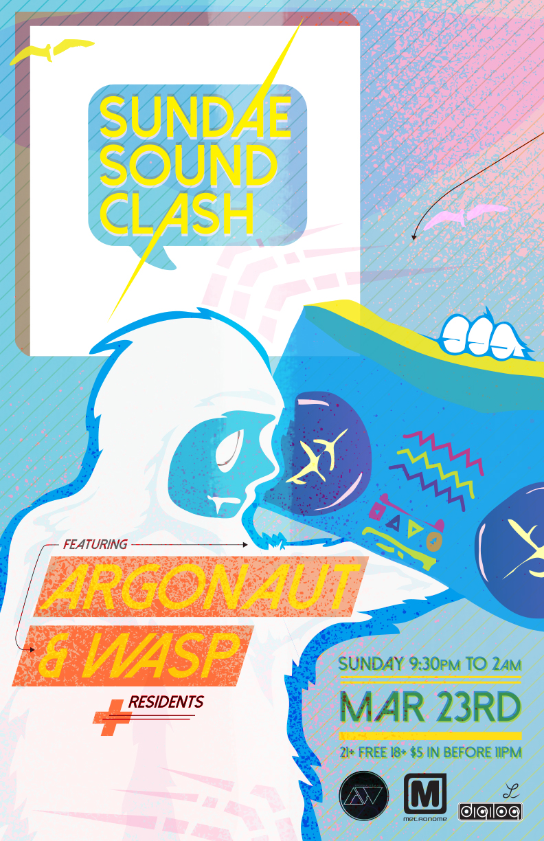 Argonaut & Wasp Live at Metronome
