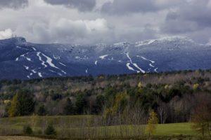 Stowe, Vermont - Mt. Mansfield