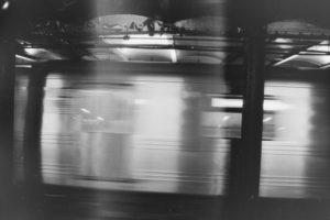 NYC subway car