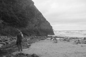 Oregon beach life