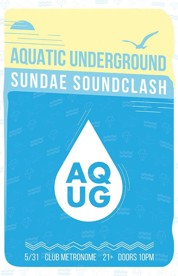 Sundae Soundclash - Aquatic Underground