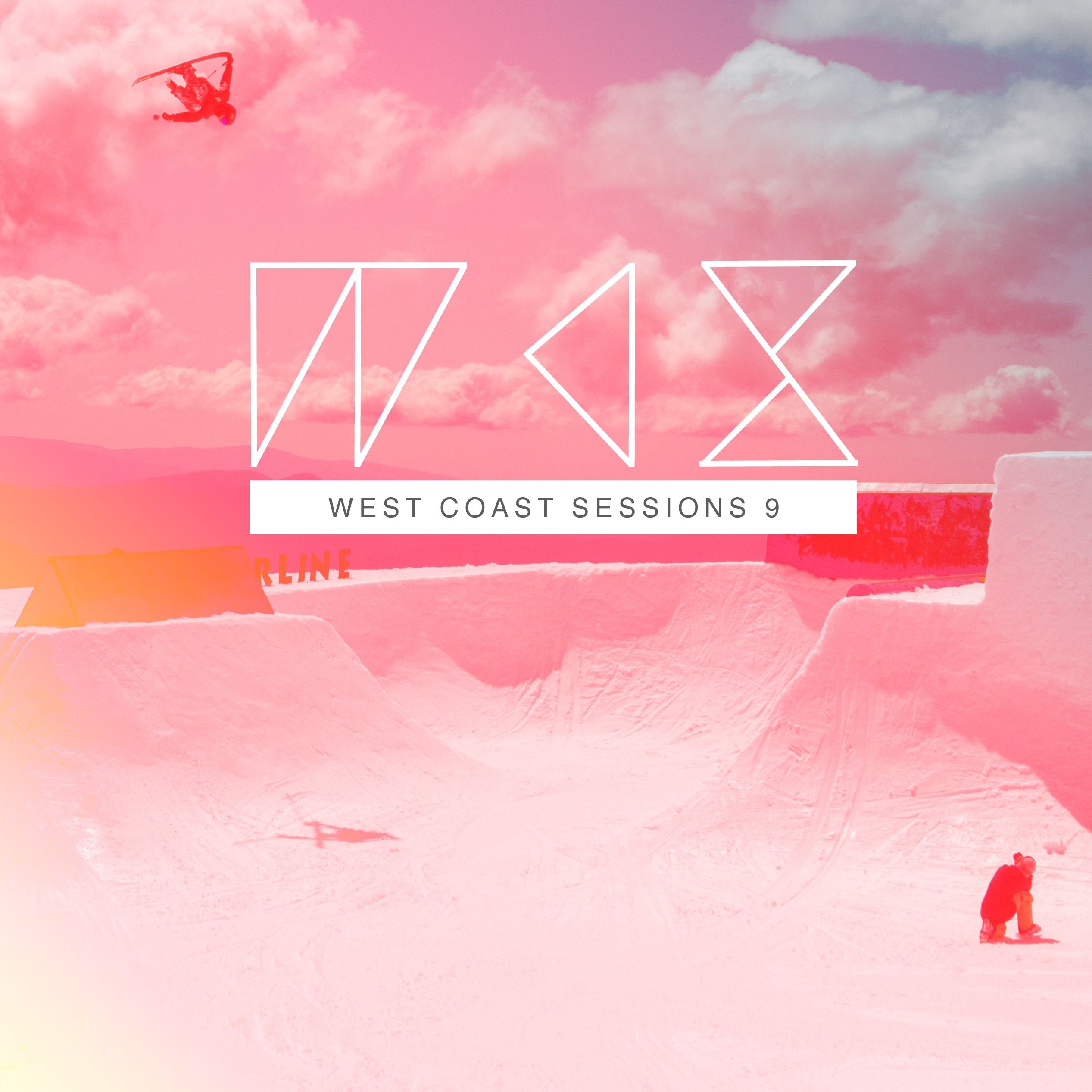 West Coast Sessions 9 cover WCS9