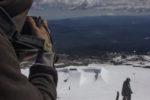 WCS9 w/ Rocky Maloney at Timberline Lodge, Mt. Hood Oregon