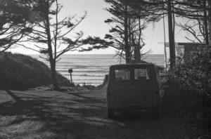 Surfs up - Oregon