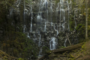 Ramona Falls detail 3, Oregon