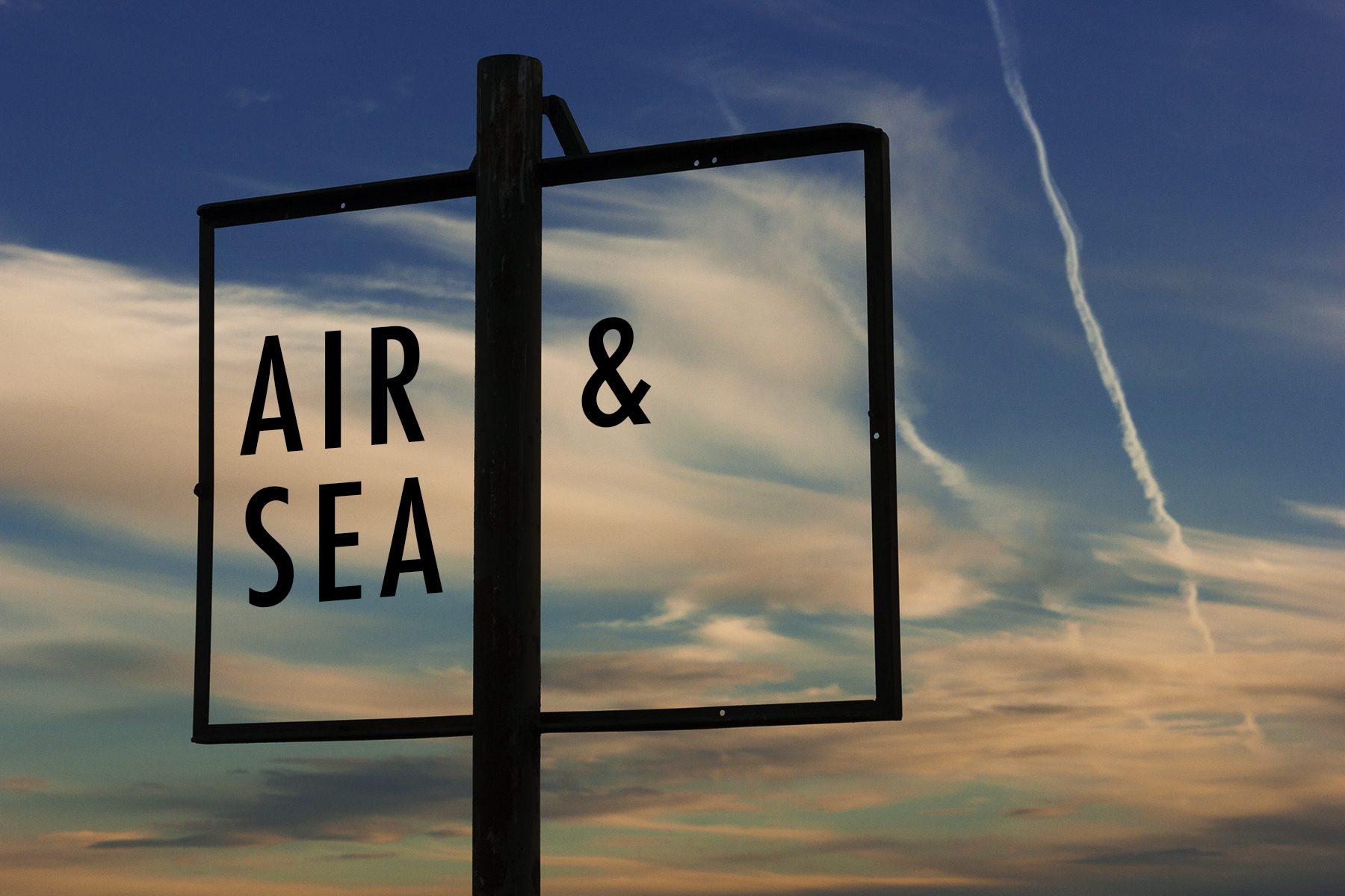 Air & Sea
