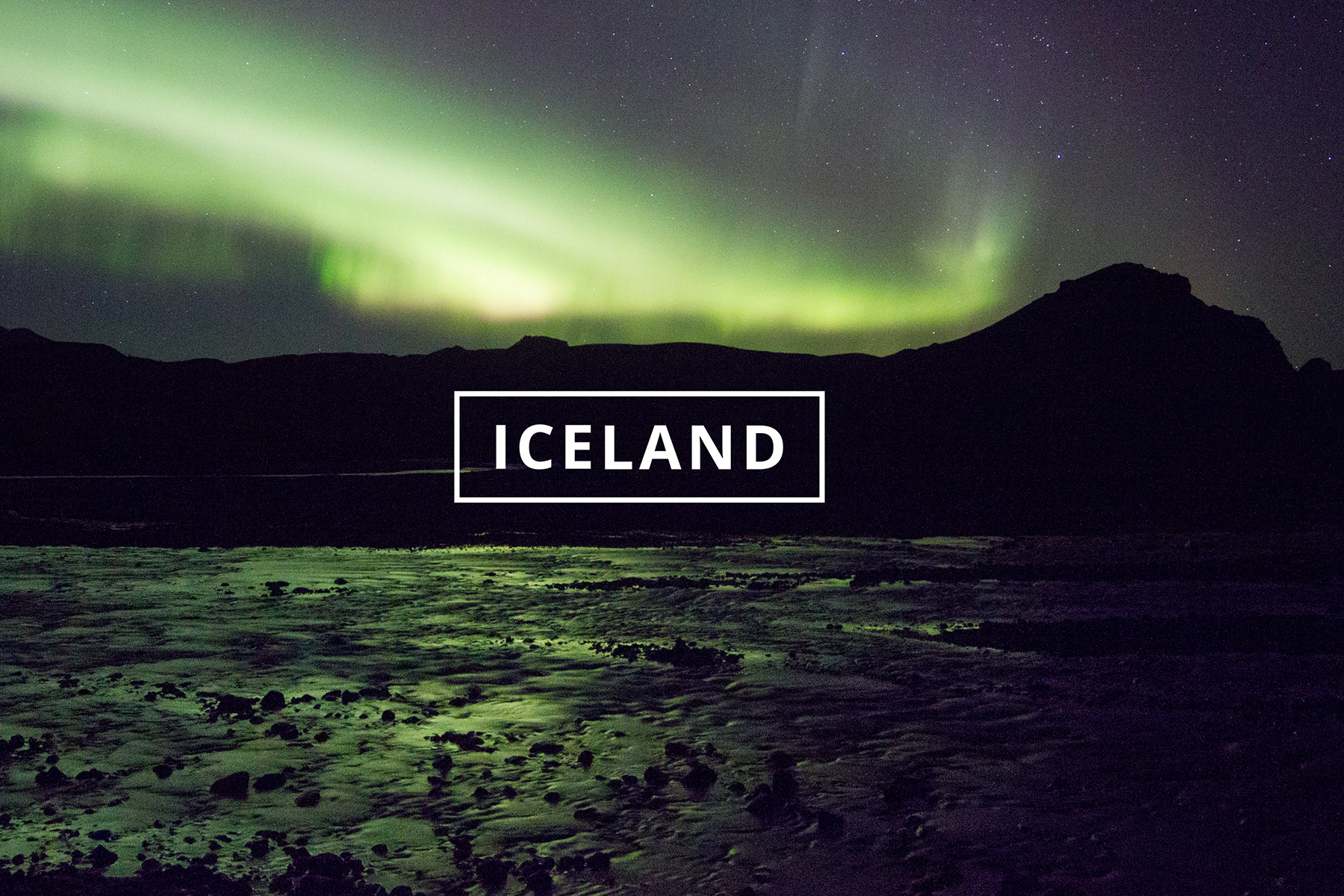 Iceland – Christopher Lisle