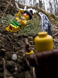 """- """"Lego"""" (1) Matte 11 x 14"""