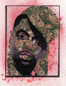 """- """"Nas"""" (4) Luster 11 x 14 (1) Luster 36 x 40 ($150)"""