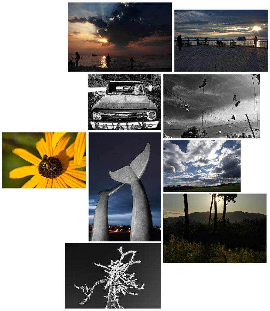 Collection of photos for sale