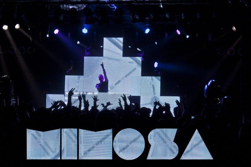 Mimosa Live at Memorial Auditorium – Burlington, Vermont