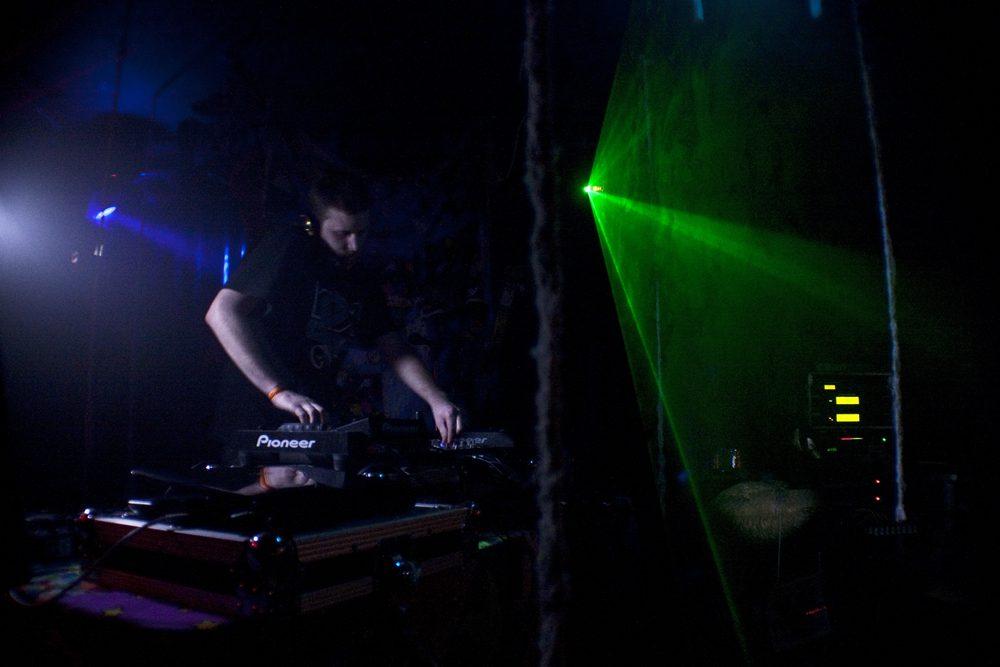 2KDEEP live at Club Metronome, Burlington Vermont
