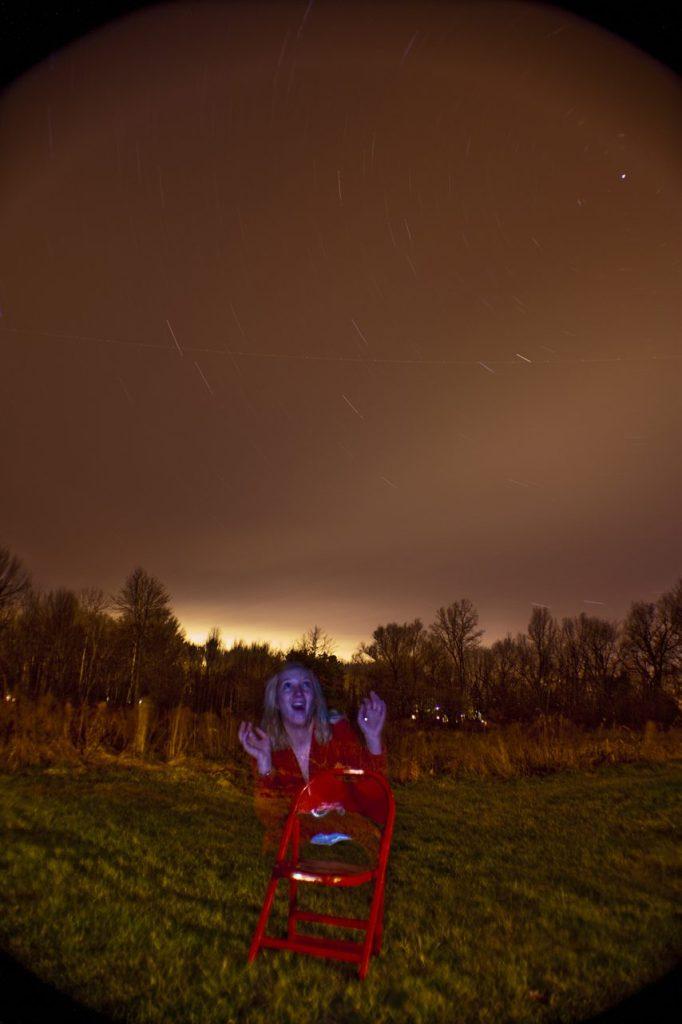 Long exposure, Burlington, Vermont