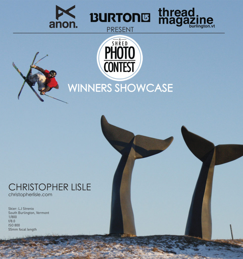 Thread Magazine, winning shot - Christopher Lisle