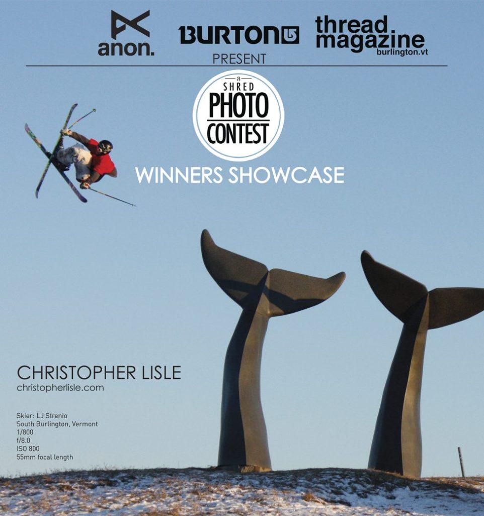 Thread Magazine, winning shot - Christopher Lisle
