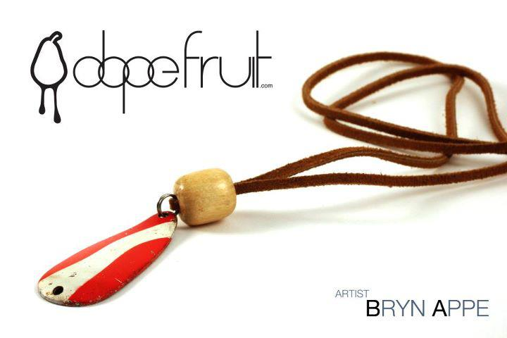 Dopefruit - Catch ad, Jewelry by Bryn Appe