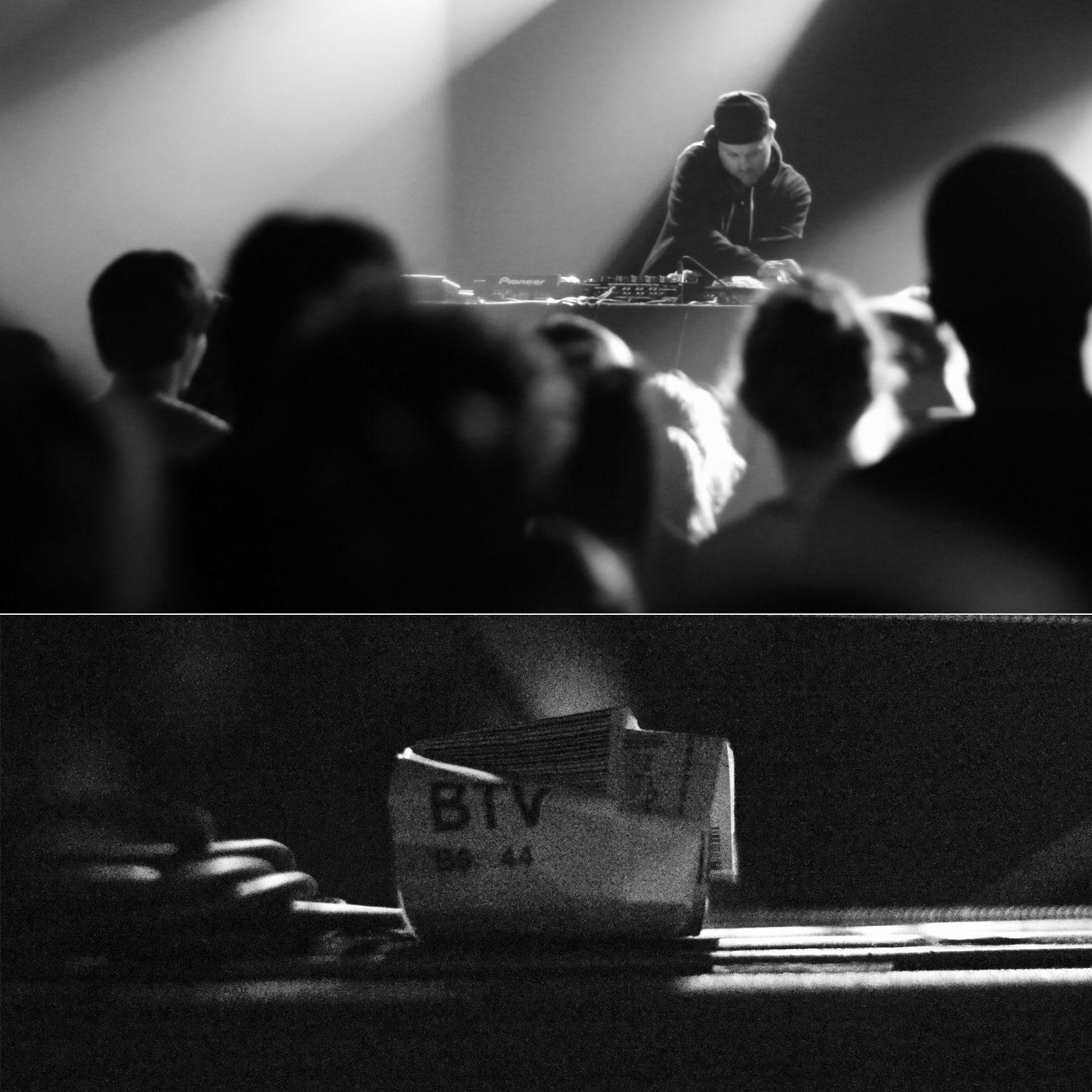 DJ Shadow at Higher Ground Burlington, Vermont