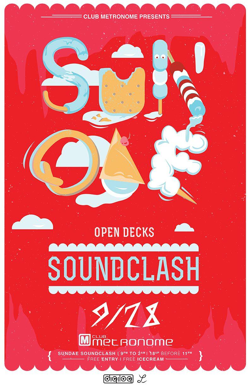 Sundae Soundclash