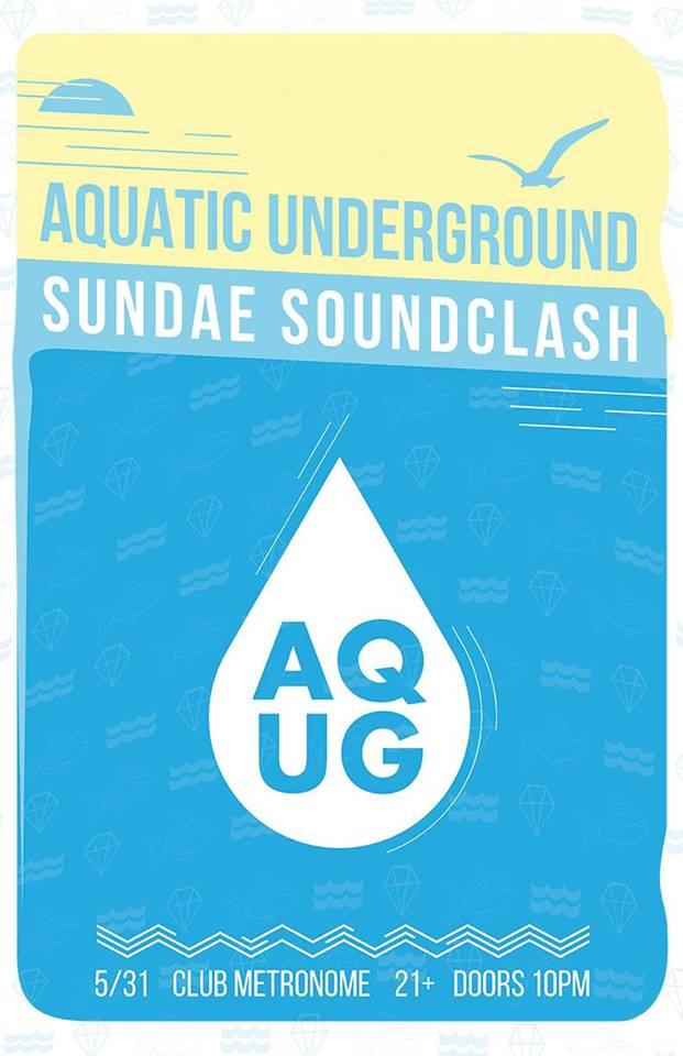 Sundae Soundclash - Aquatic Underground