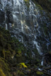 Ramona Falls detail 4, Oregon
