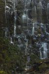 Ramona Falls detail 2, Oregon