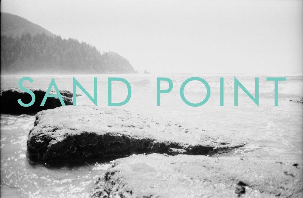 Sand Point Beach, Oregon