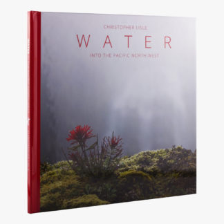 Front cover - Water into the pacific north west book