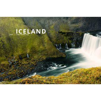 Iceland calendar cover