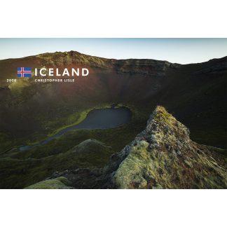 Iceland 2020 Calendar // Christopher Lisle