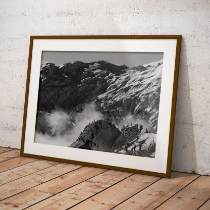 Mt. Baker backcountry, Washington // Christopher Lisle
