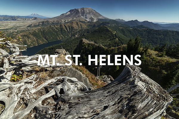 Mt. St. Helens – Christopher Lisle