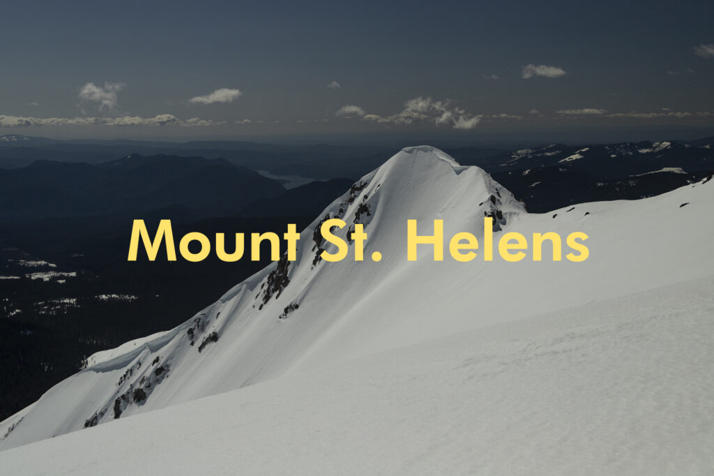 Mount St. Helens | Christopher Lisle 2021