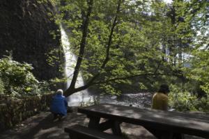 Falls and Hiking