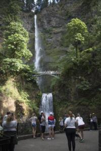 Waterfalls, hiking