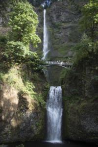 Waterfalls, hiking (popular destination)