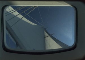 boat window