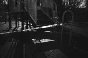 Empty Streets - Portland, Oregon